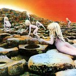 Led Zeppelin - Houses Of The Holy - (VGC+)