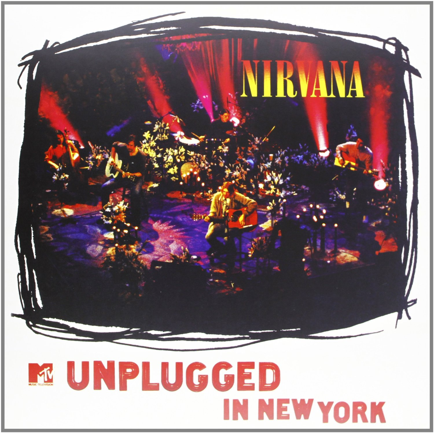 Nirvana-MTV Unplugged In New York 12 Vinyl 2013