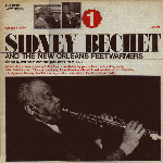 "Sidney Bechet-Vol 1 (Secondhand First Release) [12"" LP 1974]"